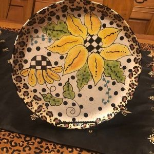 SunnyDaze Large Platter!🌻